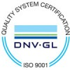 INTERLINEA S.R.L. WAS AWARDED BY DNV.GL