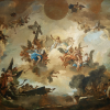 Giovanni Battista Tiepolo. The Last Judgement at The State Hermitage Museum in St Petersburg