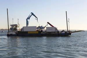 Interlinea Srl Venice lagoon transport Fine Art